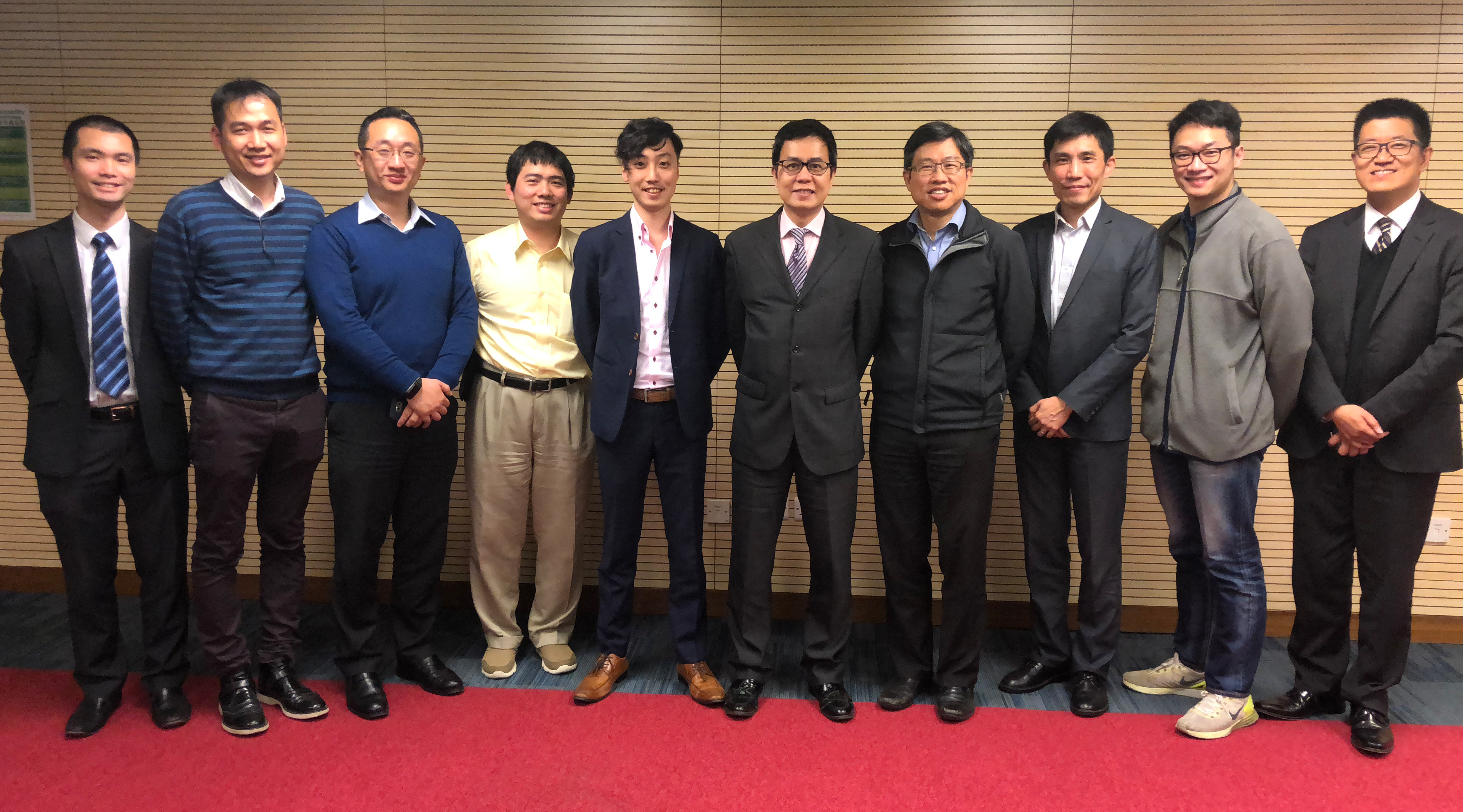 CSA HKM Councilors 2018