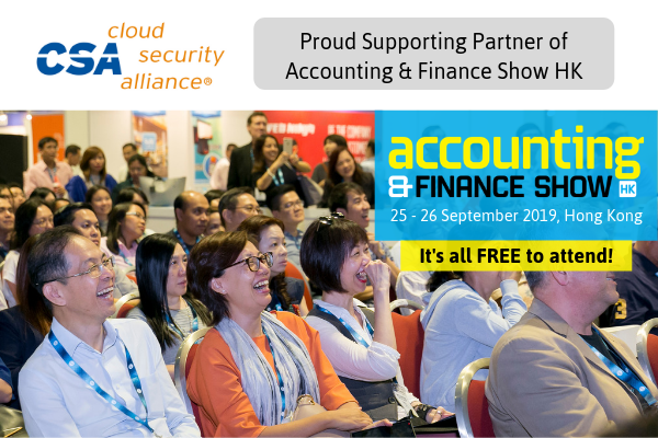 Accounting and Finnace Show 2019
