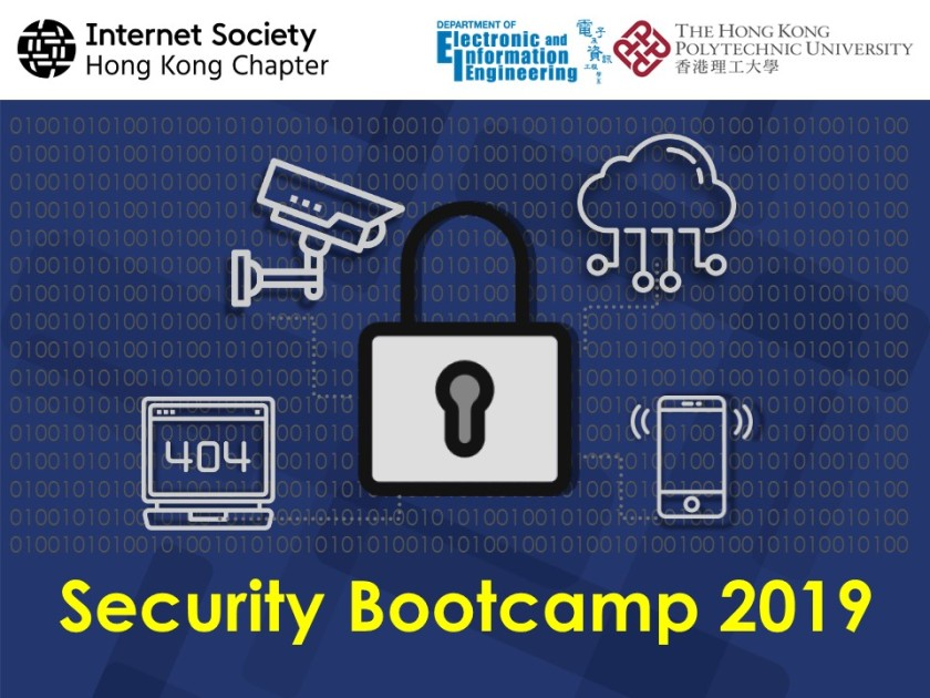 Security Bootcamp graphic